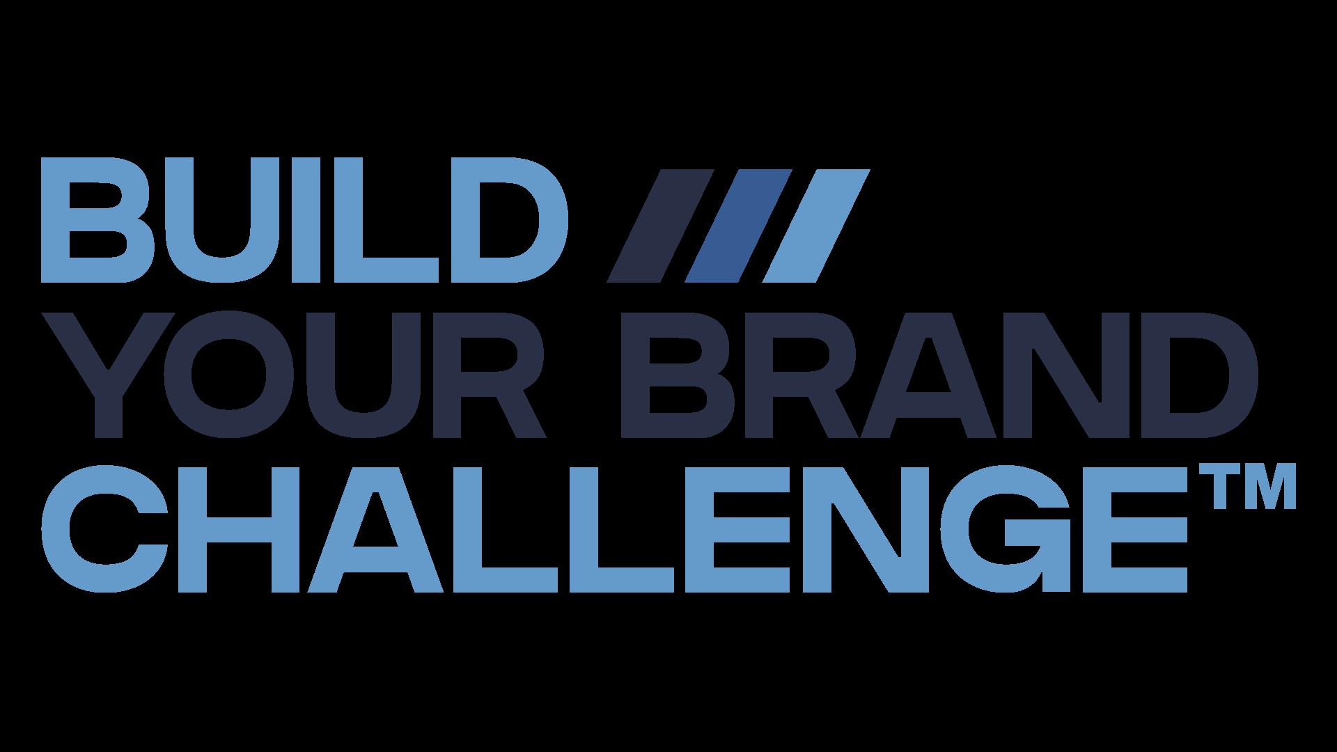 Build Your Brand Challenge